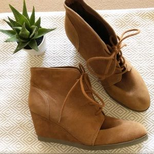 Madden Girl Lace Up Booties